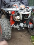 KONCOVKA VÝFUKU CAN AM RENEGADE 500/570