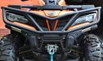 PŘEDNÍ RÁM CF MOTO X 850 + LED RAMPA 36W