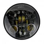 LED HLAVNÍ SVĚTLO HARLEY-DAVIDSON 14,5 CM